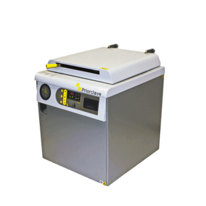 autoclave top loading steam autoclave by priorclave
