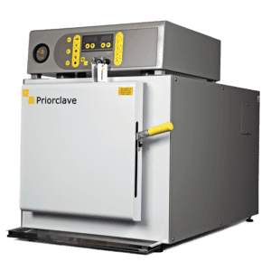 autoclave benchtop steam autoclave by priorclave