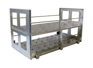 autoclave loading trolleys by priorclave