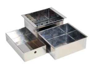 autoclave discard containers